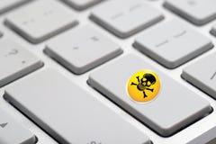 Ηλεκτρονική εχθροπραξία υψηλής τεχνολογίας Στοκ φωτογραφίες με δικαίωμα ελεύθερης χρήσης