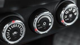 ηλεκτρονική ναυσιπλοΐα ταμπλό κονσολών αυτοκινήτων Στοκ εικόνες με δικαίωμα ελεύθερης χρήσης