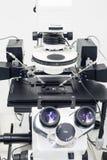 Ηλεκτρονικό μικροσκόπιο Στοκ Εικόνα