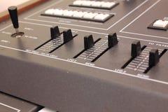 ηλεκτρονικό πιάνο Στοκ εικόνα με δικαίωμα ελεύθερης χρήσης