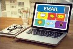 ηλεκτρονικό ταχυδρομείο στοκ εικόνες με δικαίωμα ελεύθερης χρήσης