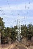 Ηλεκτροφόρο καλώδιο Στοκ Φωτογραφία