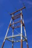 Ηλεκτροφόρο καλώδιο Στοκ εικόνα με δικαίωμα ελεύθερης χρήσης