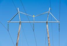 Ηλεκτροφόρο καλώδιο Στοκ φωτογραφίες με δικαίωμα ελεύθερης χρήσης
