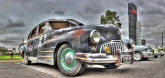 Η εκλεκτής ποιότητας δεκαετία του '40 αμερικανικό Buick Στοκ Εικόνες