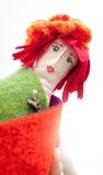Η εκλεκτής ποιότητας κούκλα κοιτάζει Στοκ εικόνες με δικαίωμα ελεύθερης χρήσης