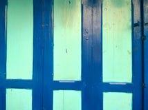 Η εκλεκτής ποιότητας ξύλινη πόρτα Στοκ Εικόνες