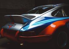 Η εκλεκτής ποιότητας Porsche 911 αυτοκίνητο Στοκ Φωτογραφίες