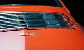 Η εκλεκτής ποιότητας Porsche 911 αυτοκίνητο Στοκ εικόνες με δικαίωμα ελεύθερης χρήσης