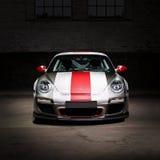 Η εκλεκτής ποιότητας Porsche 911 αυτοκίνητο Στοκ εικόνα με δικαίωμα ελεύθερης χρήσης