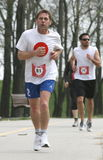 η ενήλικη Ιαπωνία τρέχει το Στοκ Φωτογραφία