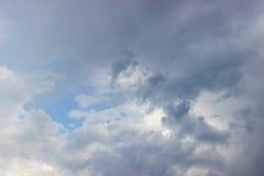η εναέρια ανασκόπηση καλύπτει την όψη ουρανού Στοκ φωτογραφία με δικαίωμα ελεύθερης χρήσης