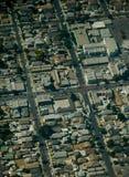 η εναέρια Angeles Los Στοκ εικόνα με δικαίωμα ελεύθερης χρήσης