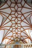 Η ενισχυμένη Prejmer εκκλησία κοντά σε Brasov Στοκ φωτογραφία με δικαίωμα ελεύθερης χρήσης