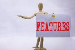 Η εννοιολογική παρουσίαση έμπνευσης τίτλων κειμένων γραψίματος χεριών χαρακτηρίζει την επιχειρησιακή έννοια για τη διαφήμιση διαφ στοκ εικόνα με δικαίωμα ελεύθερης χρήσης