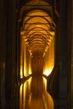 Η δεξαμενή βασιλικών (Yerebatan Sarnici) Στοκ Εικόνες