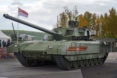 Η δεξαμενή τ-14 Armata Στοκ Εικόνες