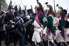 200η επέτειος της Λειψίας της μάχης των εθνών Στοκ Εικόνα