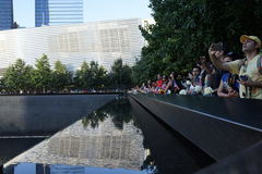 14η επέτειος του 9/11 μέρους 2 13 Στοκ φωτογραφία με δικαίωμα ελεύθερης χρήσης