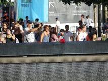 15η επέτειος του 9/11 μέρους 2 47 Στοκ φωτογραφία με δικαίωμα ελεύθερης χρήσης