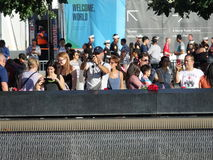 15η επέτειος του 9/11 μέρους 2 78 Στοκ φωτογραφίες με δικαίωμα ελεύθερης χρήσης