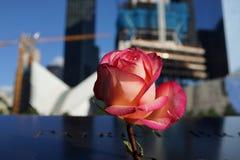 14η επέτειος του 9/11 Στοκ εικόνες με δικαίωμα ελεύθερης χρήσης