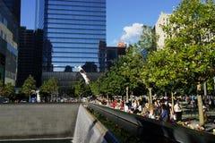 14η επέτειος του 9/11 68 Στοκ φωτογραφία με δικαίωμα ελεύθερης χρήσης