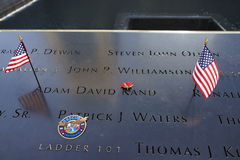 15η επέτειος του 9/11 6 Στοκ Φωτογραφία