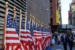 15η επέτειος του 9/11 91 Στοκ φωτογραφίες με δικαίωμα ελεύθερης χρήσης