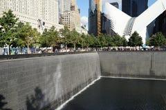 14η 9/11 επέτειος 34 Στοκ Εικόνα