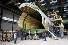 70η επέτειος Antonov Στοκ εικόνες με δικαίωμα ελεύθερης χρήσης