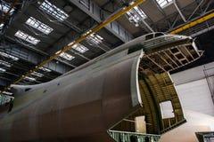 70η επέτειος Antonov Στοκ φωτογραφία με δικαίωμα ελεύθερης χρήσης