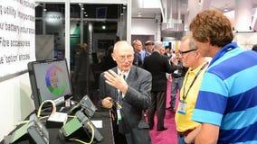 Η επίδειξη ηλεκτρονικής, NAB παρουσιάζει 2015, ΗΠΑ, φιλμ μικρού μήκους