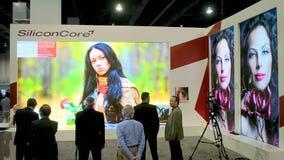 Η επίδειξη τηλεοπτικής μετάδοσης, NAB παρουσιάζει 2014, ΗΠΑ, απόθεμα βίντεο