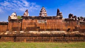 η επαρχία κάστρων λικνίζει srakaew την Ταϊλάνδη Στοκ Φωτογραφίες
