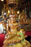 Η επαρχία Phetchaburi, Ταϊλάνδη έχει Wat Mahathet είναι αρχαία πάνω από 200 έτη Στοκ εικόνα με δικαίωμα ελεύθερης χρήσης