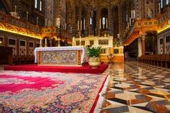 Η επισκοπική βασιλική Αγίου Anthony της Πάδοβας Στοκ εικόνες με δικαίωμα ελεύθερης χρήσης