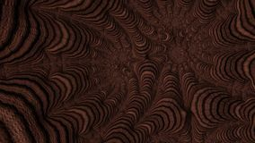 Η επιστήμη Fractals - σχέδιο 5 Στοκ Φωτογραφίες