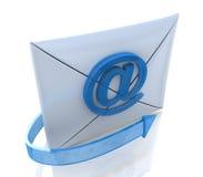 Επιστολή και @ απεικόνιση αποθεμάτων