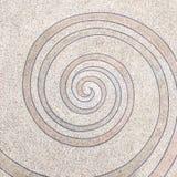Η επιφάνεια της πέτρας χαλικιών, στρώνει με άμμο το αλεσμένο με πέτρα υπόβαθρο πατωμάτων και Στοκ εικόνα με δικαίωμα ελεύθερης χρήσης