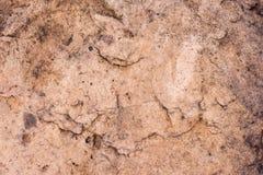 Η επιφάνεια του αφηρημένου υποβάθρου σκηνικού αρχιτεκτονικής πετρών Στοκ Φωτογραφία