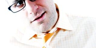 η επιχείρηση ακούει εγώ πί&si Στοκ εικόνα με δικαίωμα ελεύθερης χρήσης
