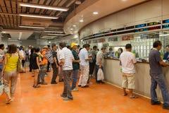 Η εποχή ιπποδρόμου αρχίζει στο Χονγκ Κονγκ στοκ εικόνα με δικαίωμα ελεύθερης χρήσης