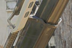 Η εργασία των μηχανημάτων κατασκευής στοκ φωτογραφία με δικαίωμα ελεύθερης χρήσης
