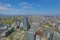 η εσωτερική άποψη γεφυρών παρατήρησης Sapporo Στοκ εικόνα με δικαίωμα ελεύθερης χρήσης