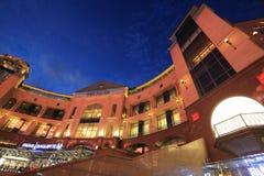 Η λεωφόρος αγορών θέσεων Στοκ Φωτογραφίες