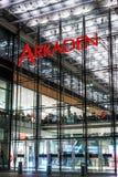 Η λεωφόρος αγορών σε Potsdamer Platz &#x22 Arkaden&#x22  Στοκ Φωτογραφίες