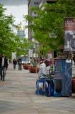 16η λεωφόρος οδών του Ντένβερ Στοκ φωτογραφία με δικαίωμα ελεύθερης χρήσης