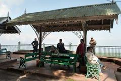 Η λεωφόρος Darjeeling Στοκ εικόνες με δικαίωμα ελεύθερης χρήσης