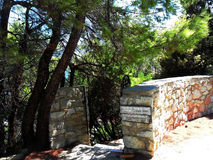 Η Ελλάδα, νησί Skiathos Στοκ Φωτογραφίες